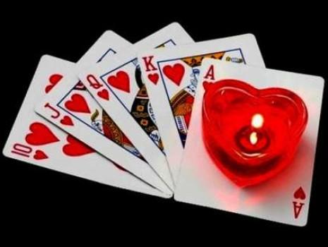 Способы гадания на картах на любовь и отношения