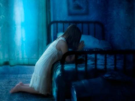Молитвы перед сном на каждый день