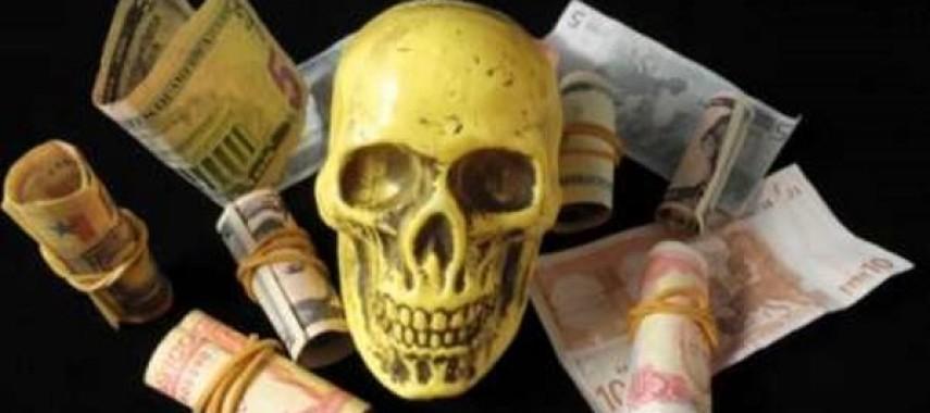 Порча и сглаз на деньги в домашних условиях