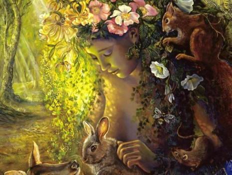 Остара – весенний праздник Колеса года