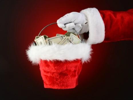 Ритуалы на привлечение денег на Рождество