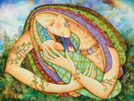 Самостоятельные заговоры и молитвы на беременность
