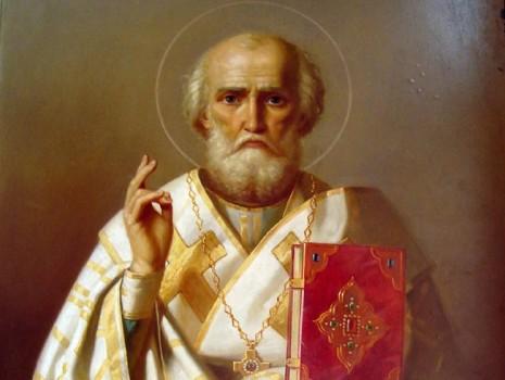 Молитва Николаю Чудотворцу о работе