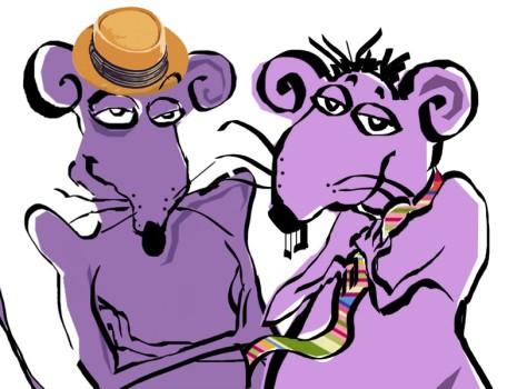 Мужчина Крыса и женщина Крыса — их совместимость и отношения
