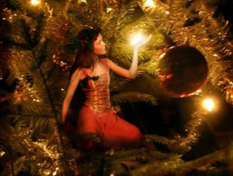 Старинные рождественские гадания на суженого