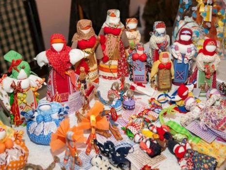 Народные куклы обереги сделанные своими руками