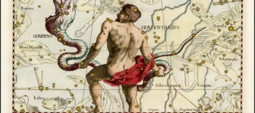 Змееносец мужчина — 13 знак Зодиака