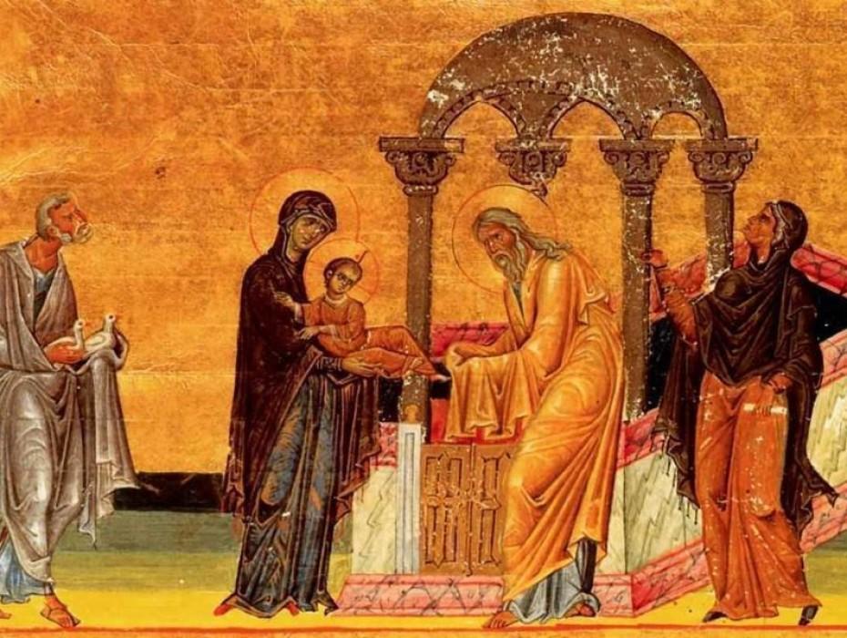 Праздник Сретение Господне & история и традиции