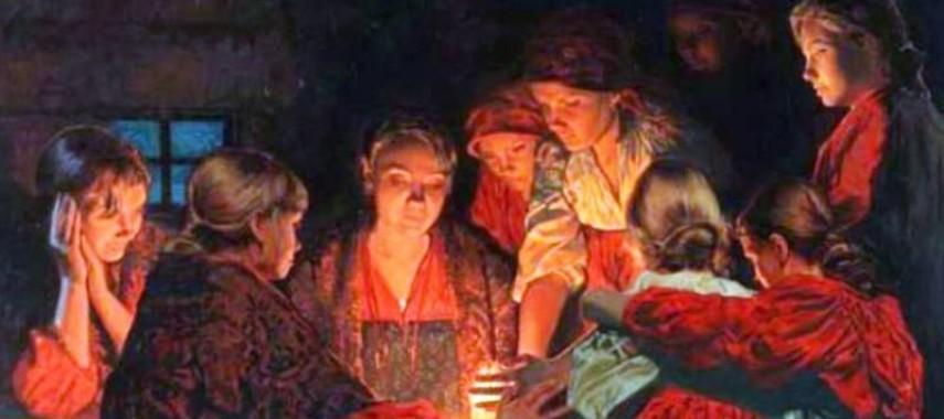 Самостоятельные гадания на Святки на суженого, мужа и будущее