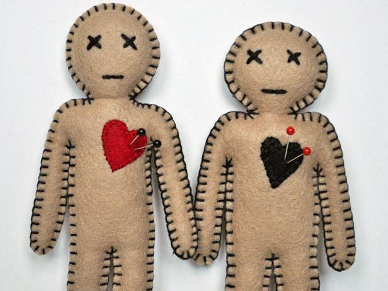 Как действует любовный приворот на женщину последствия