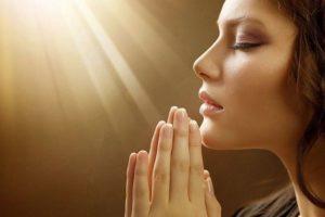 Молитва на вещий сон перед сном Богородице