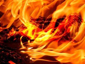 приворот мужчины на огонь