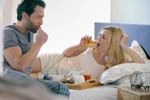 Приворот жены на еду