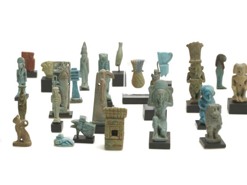 Египетские амулеты и талисманы и их значение