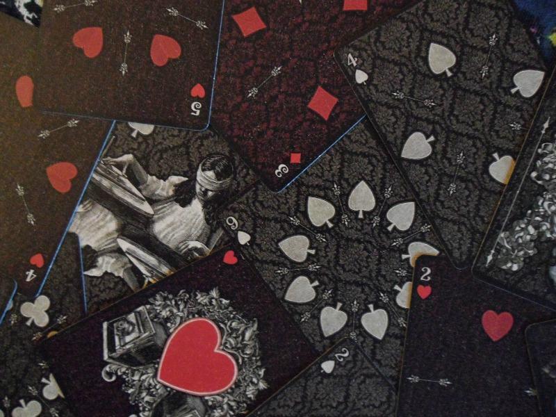 Гадание на игральных картах на любовь на будущее на любимого