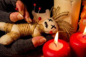 Изготовление куклы Вуду