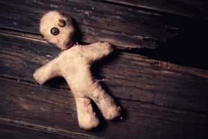 кукла Вуду - Вольт
