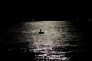 Обряд перед рыбалкой в полнолуние
