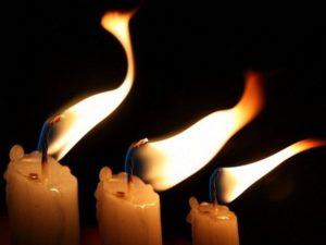 Заговор на хорошую учебу на свечу