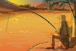 Заговор на клев для заядлых рыбаков