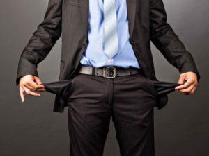 Черная порча на безденежье врага и разорение его бизнеса