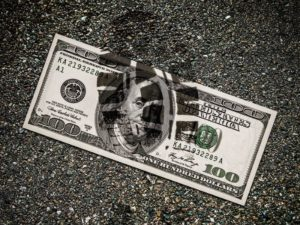 Влияние на финансовое благополучие - денежная порча