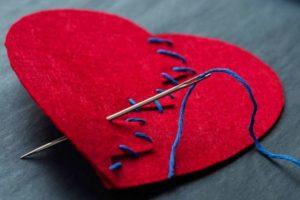 Как пришить к себе любимого