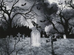 Заговор на безденежье через ветки с кладбища