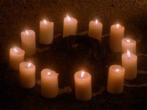 Как снять сглаз с помощью свечей
