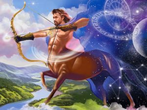 Знак Зодиака - мужчина Стрелец