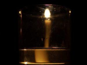 ритуал со свечей