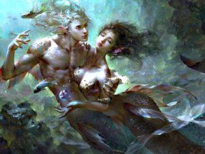 Мужчина Рыбы и женщина Рыбы - их совместимость в любви и сексе