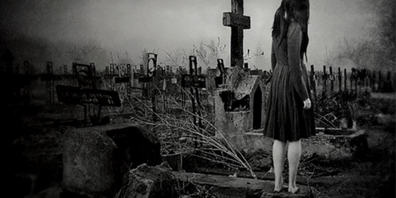 заговор от любви на могиле