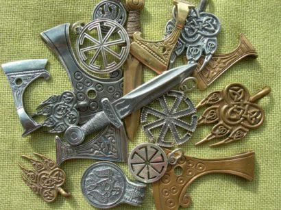 Кельтские амулеты общего назначения