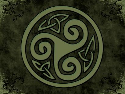 Кельтские спирали