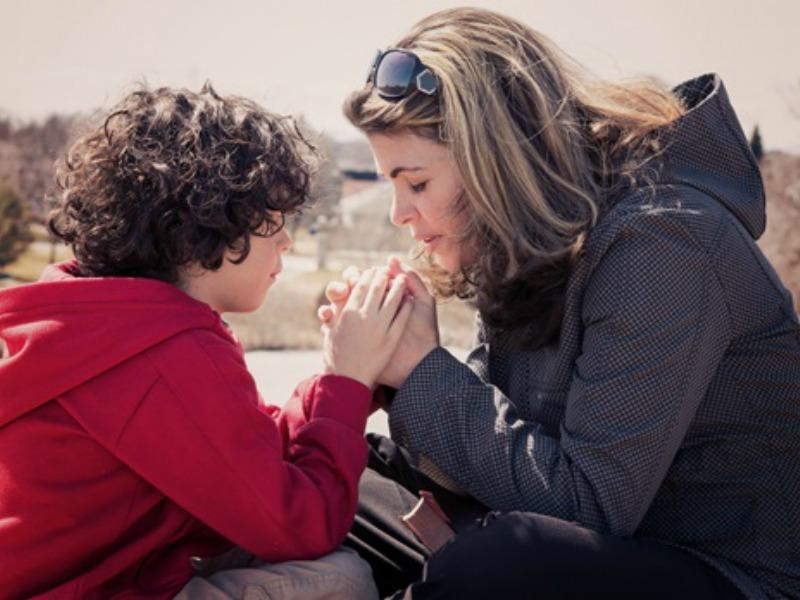 Молитва матери о малыше