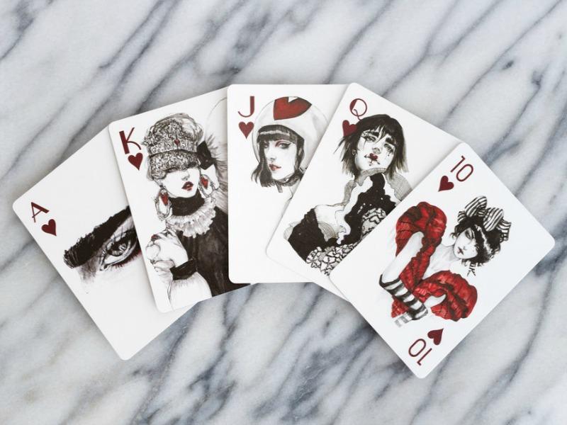 Гадание на картах на любовь на 36 игральных картах: расклады, значения