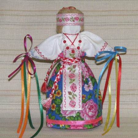 Кукла желанница