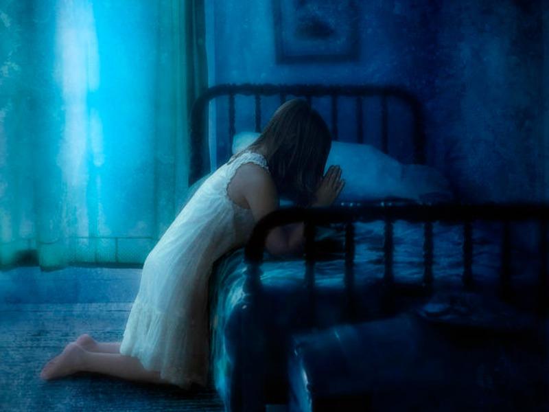 Молитва о своем здоровье перед сном