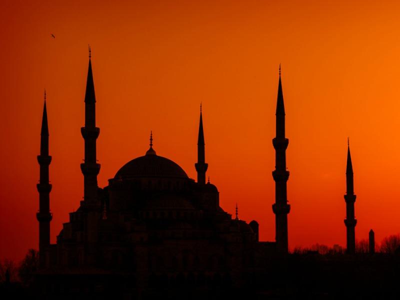 Мусульманский оберег - Глаз Фатимы или турецкий синий глаз