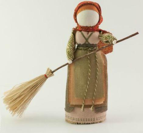 Очистительная кукла