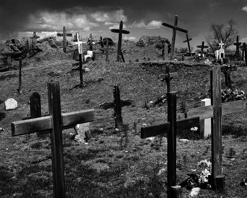 Отворот кладбищенской землей