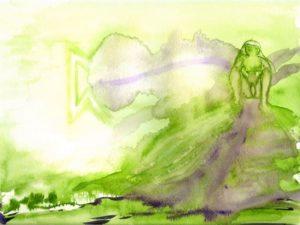 Руна Перт - её значение и толкование в отношениях и любви
