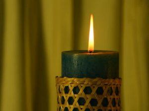 заговор на зеленую свечу
