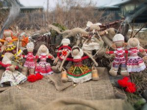 оберегающие куклы