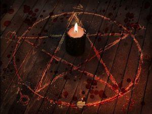 Пентаграмма защиты от темных сил, демонов и черной магии