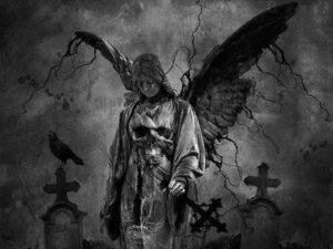 Кладбищенский приворот на любовь