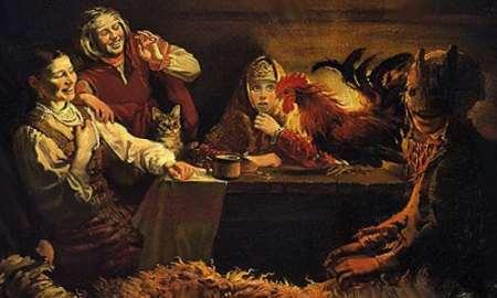 Особенности святочных гаданий в старину