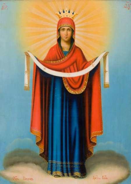 Обряды на Покров Пресвятой Богородицы на замужество