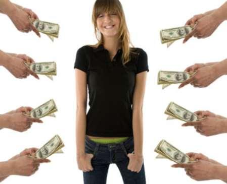 Заговоры на деньги в новолуние и обряды привлечения богатства